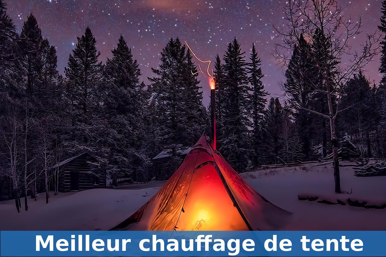 Photo of Meilleur système de chauffage de tente de camping
