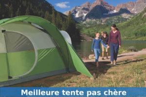 Meilleure tente de camping pas chere guide achat et avis