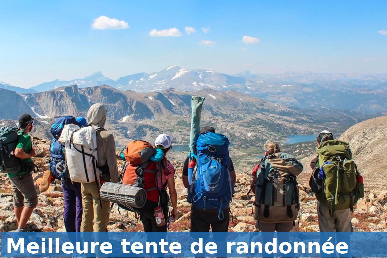 Photo of Meilleure tente de camping pour randonnée