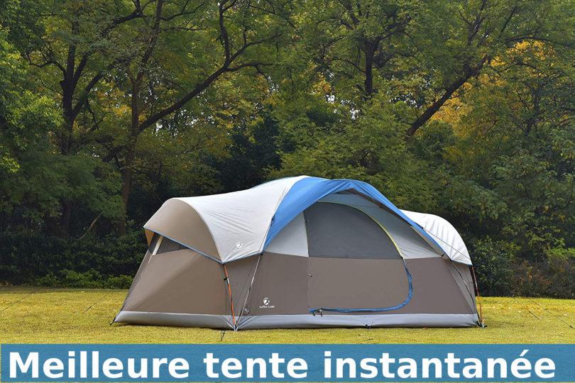 Photo of Meilleure tente instantanée de camping 2019