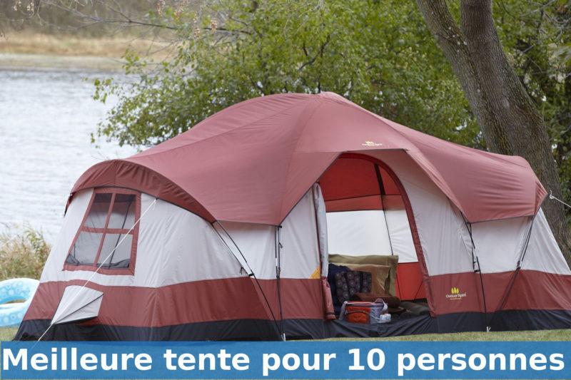 Photo of Les meilleures tentes de camping pour 10 personnes