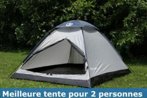 meilleur tente pour 2 personnes