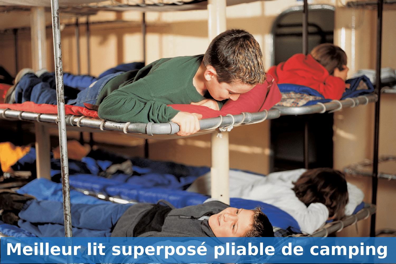 Photo of Meilleurs lits superposés pliants et portables 2019 Guide complet de l'acheteur et avis