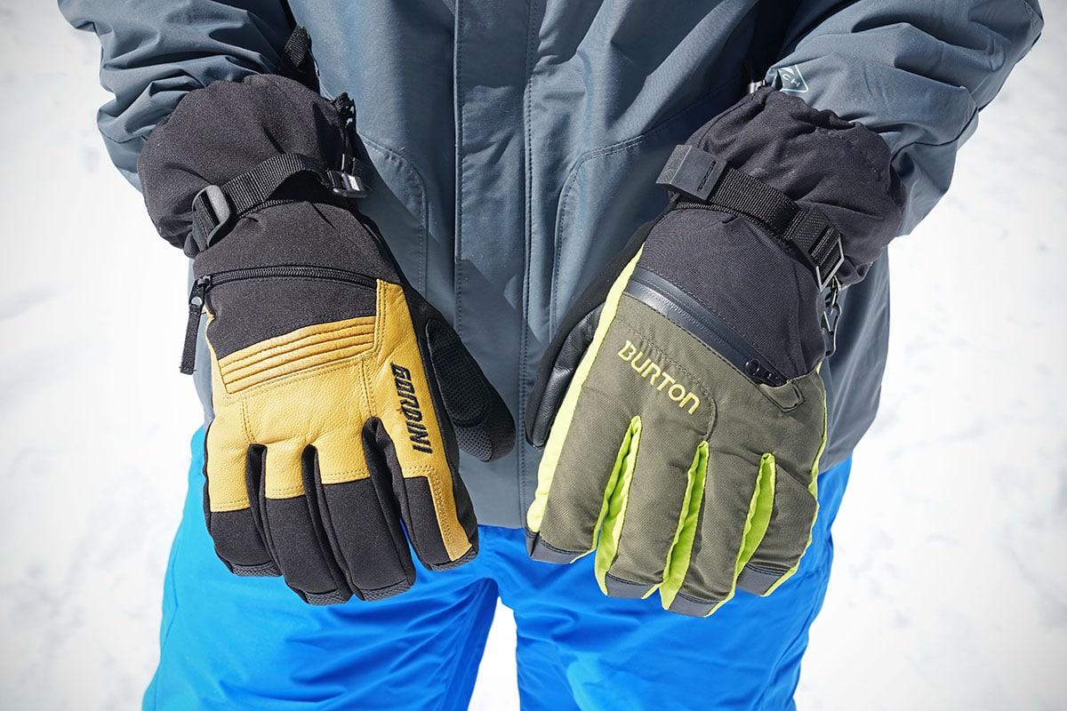 meilleur gant de ski pour alpiniste - comparatif guide achat avis