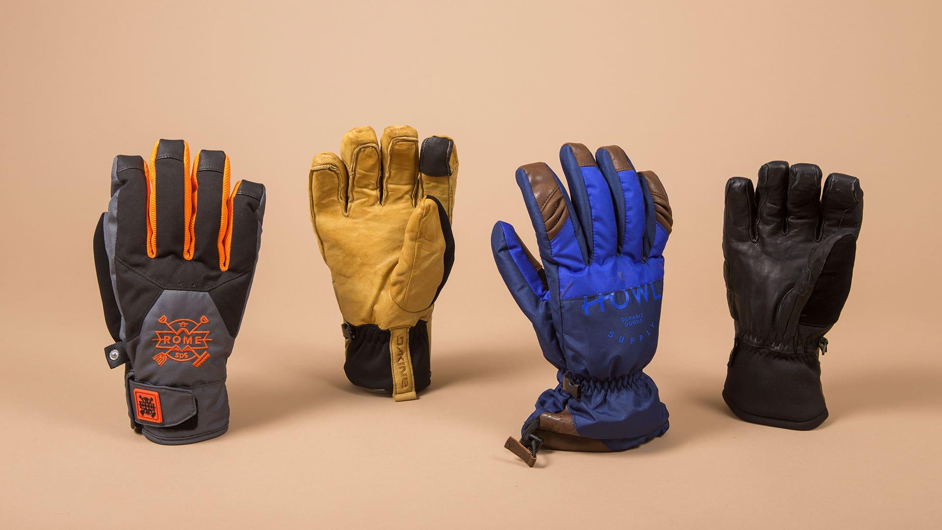meilleur gant et mitaine de snowboard comparatif guide achat et avis