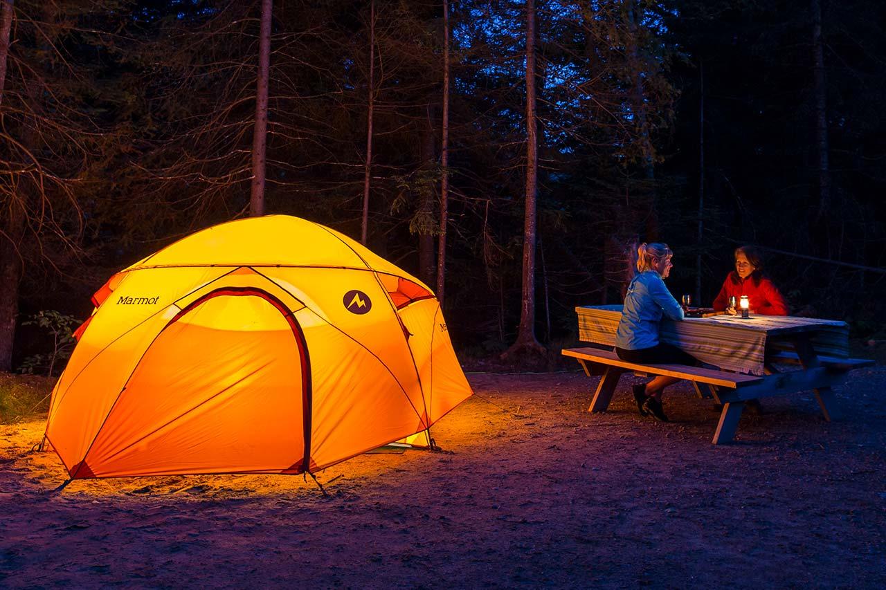 les indispensables du camping